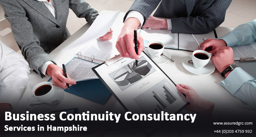 Business Continuity Consultancy Services in Hampshire