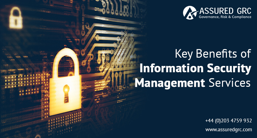 Key Benefits of Information Security Management Services