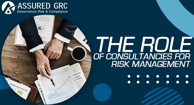 The Role of consultancies for Risk Management