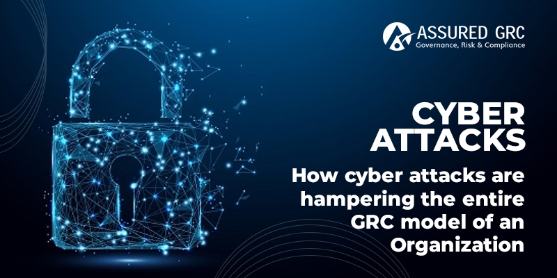 How Cyber Attacks are Hampering The Entire GRC Model of An Organization