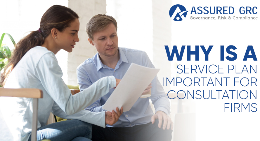 Why is a Service Plan Important for Consultation Firms