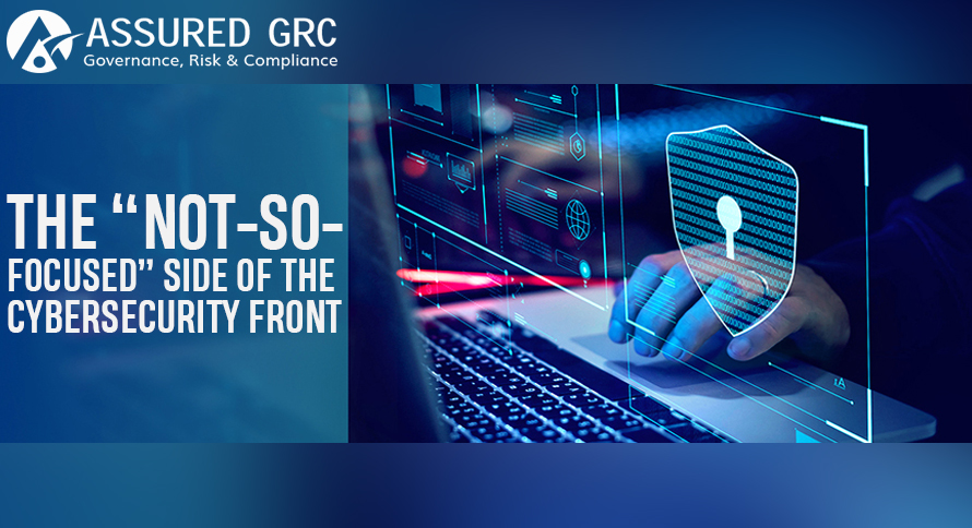 """The """"not-so-focused"""" side of the cybersecurity front"""
