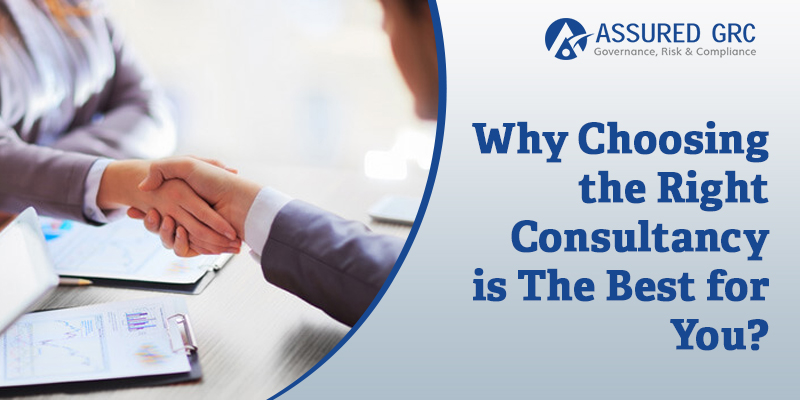 Why Choosing the Right Consultancy is The Best for You?