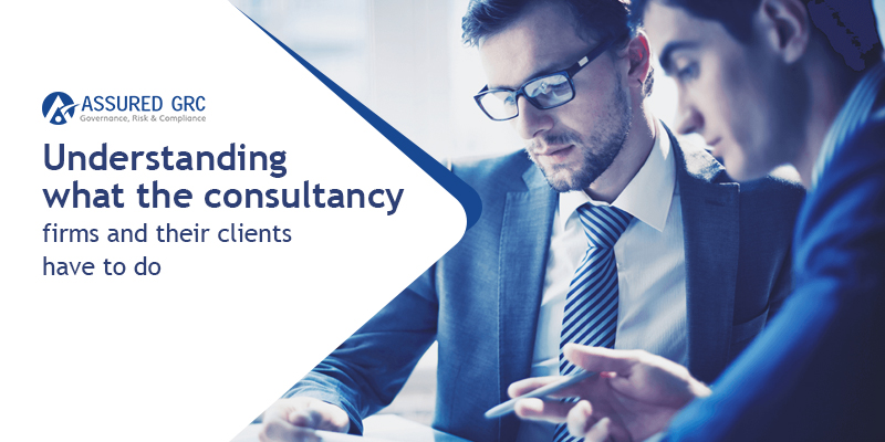 Understanding What the Consultancy Firms and Their Clients Have To Do