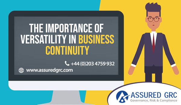 The Importance of Versatility in Business Continuity